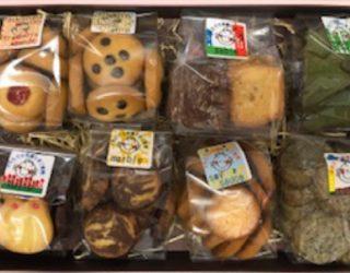 クッキー箱詰①